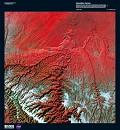 Desolation Canyon - Landsat-7