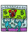 Andy Mouse (1986) , Sonderfarben - Haring, Keith (60cm x 80cm)