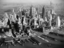 Aerial View of Downtown Manhattan - New - Charles Rotkin (80cm x 60cm)
