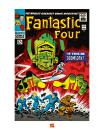 Fantastic Four - Marvel Comics (40cm x 50cm)